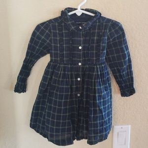Ralph Lauren 18 month plaid dress